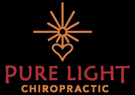 Pure Light Chiropractic Logo